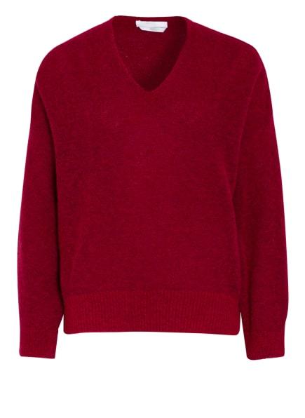 BOSS Pullover FILLALLON mit Alpaka, Farbe: DUNKELROT (Bild 1)