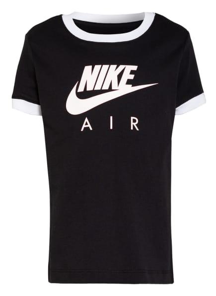 Nike T-Shirt, Farbe: SCHWARZ/ HELLROSA/ WEISS (Bild 1)
