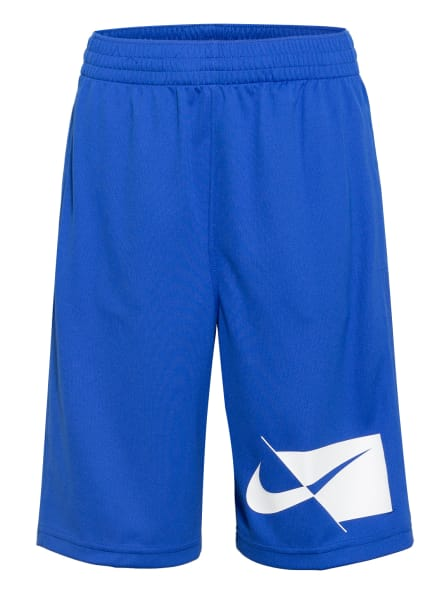 Nike Shorts , Farbe: BLAU/ WEISS (Bild 1)
