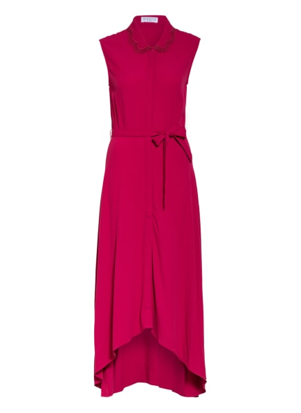 CLAUDIE PIERLOT Hemdblusenkleid RILANA, Farbe: FUCHSIA (Bild 1)