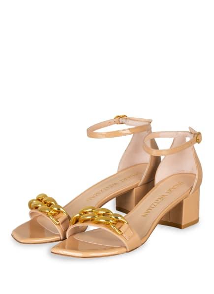 STUART WEITZMAN Sandaletten AMELINA , Farbe: BEIGE (Bild 1)