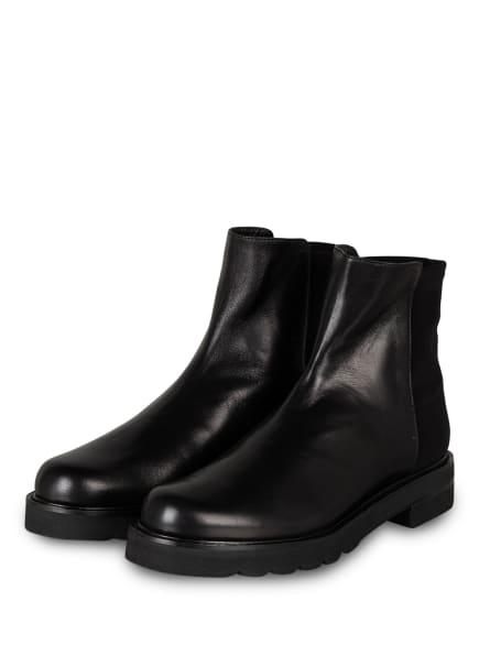 STUART WEITZMAN Boots, Farbe: SCHWARZ (Bild 1)