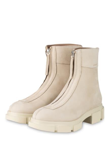 COPENHAGEN Boots, Farbe: CREME (Bild 1)