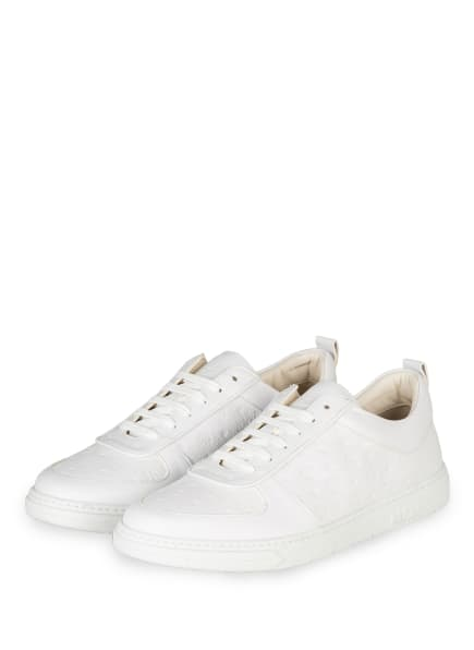 MCM Sneaker , Farbe: WEISS (Bild 1)