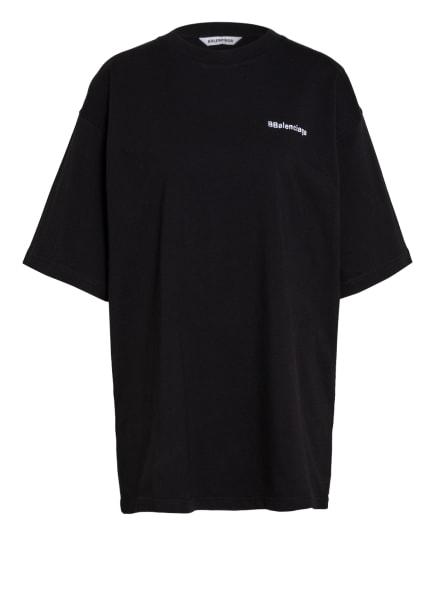 BALENCIAGA Oversized-Shirt, Farbe: SCHWARZ (Bild 1)