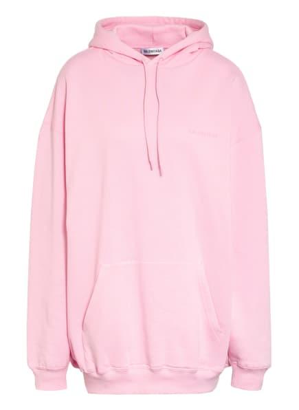 BALENCIAGA Oversized-Hoodie , Farbe: ROSA (Bild 1)