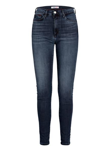 TOMMY JEANS Skinny Jeans SYLVIA, Farbe: 1BZ Albany Bl Bk Str (Bild 1)