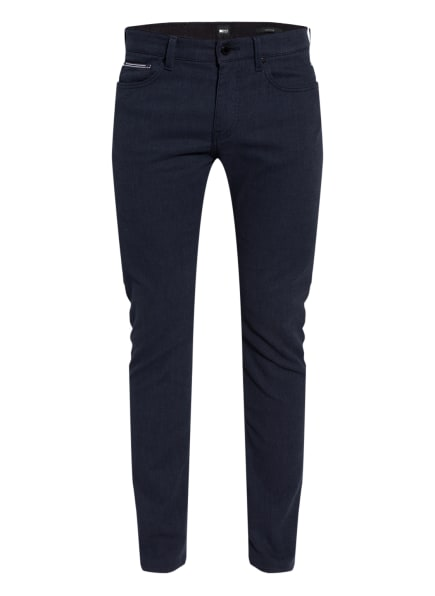 BOSS Jeans DELAWARE Extra Slim Fit, Farbe: DUNKELBLAU (Bild 1)