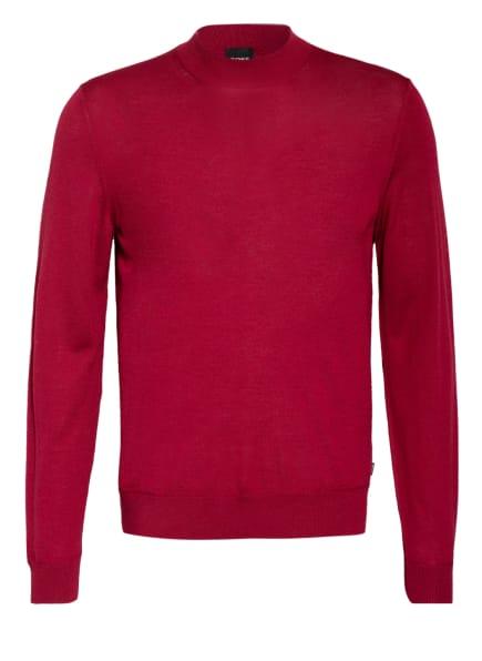 BOSS Pullover DILUCA, Farbe: DUNKELROT (Bild 1)