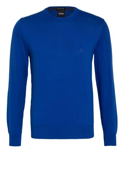 BOSS Pullover PACAS, Farbe: BLAU (Bild 1)