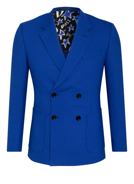 BOSS Sakko CAYMEN Fashion Fit, Farbe: BLAU (Bild 1)