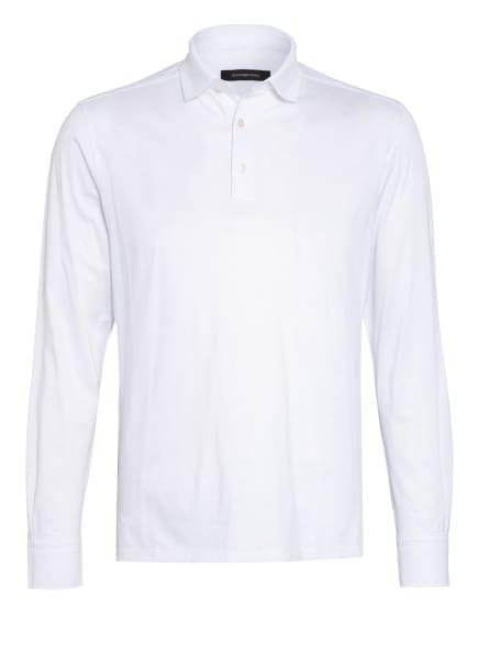 Ermenegildo Zegna Jersey-Poloshirt, Farbe: WEISS (Bild 1)