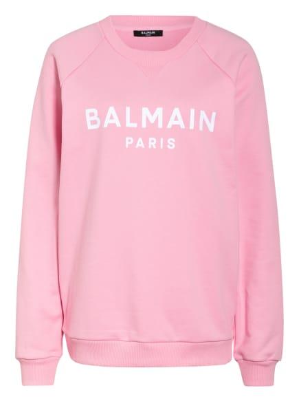 BALMAIN Sweatshirt, Farbe: ROSA (Bild 1)