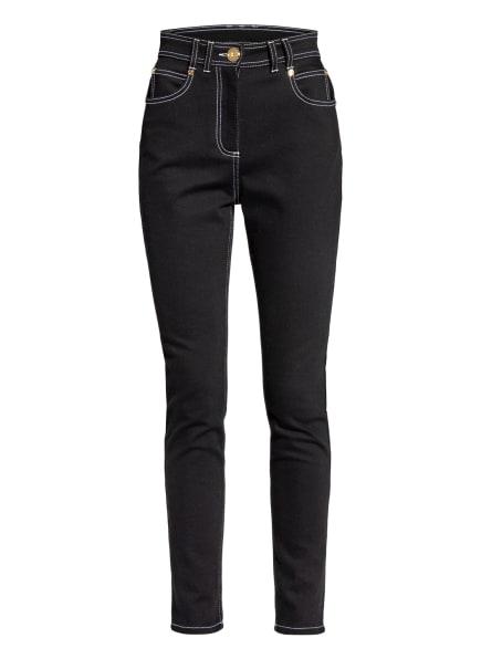 BALMAIN Skinny Jeans, Farbe: 0PA Noir (Bild 1)