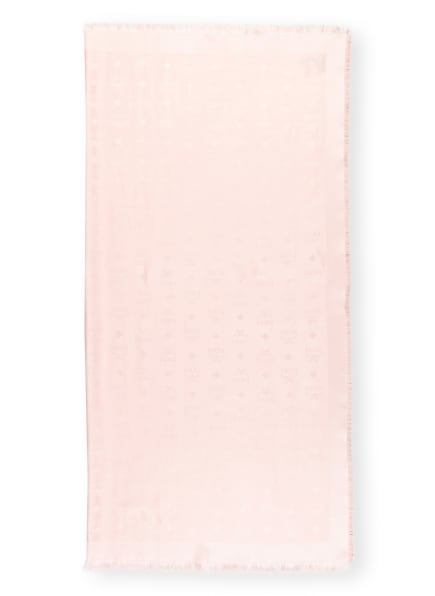 MCM Tuch mit Seide, Farbe: HELLROSA (Bild 1)