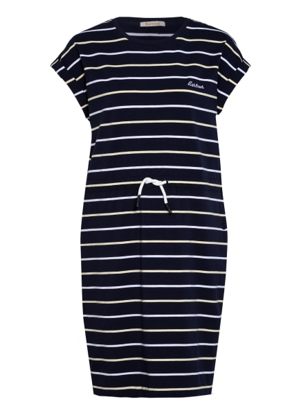 Barbour Jerseykleid MARLOES, Farbe: DUNKELBLAU/ WEISS/ HELLGELB (Bild 1)