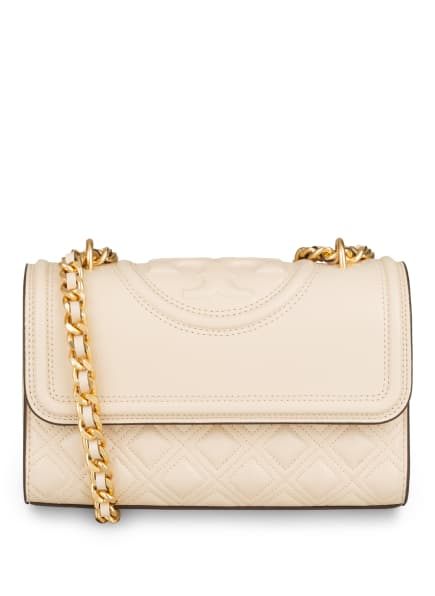 TORY BURCH Umhängetasche FLEMING SMALL , Farbe: CREME (Bild 1)