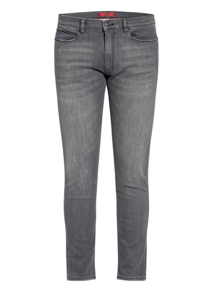 HUGO Jeans HUGO 734 Extra Slim Fit , Farbe: 030 MEDIUM GREY (Bild 1)