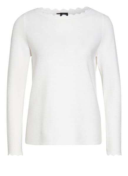 s.Oliver BLACK LABEL Pullover , Farbe: WEISS (Bild 1)