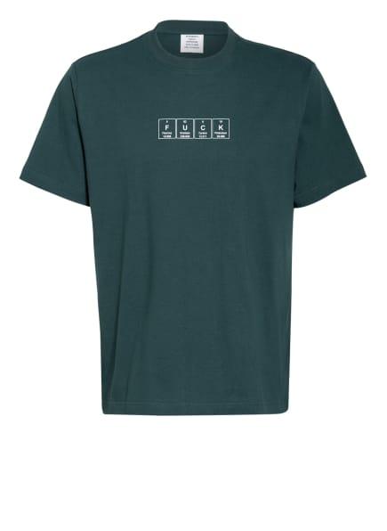VETEMENTS T-Shirt, Farbe: DUNKELGRÜN (Bild 1)