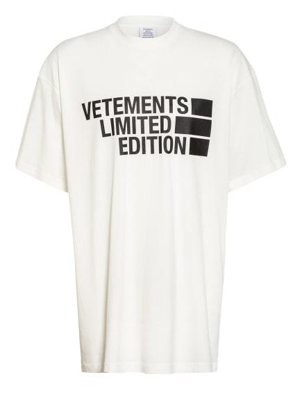 VETEMENTS T-Shirt, Farbe: WEISS (Bild 1)