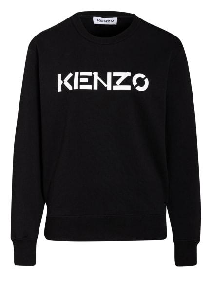KENZO Sweatshirt, Farbe: SCHWARZ/ WEISS (Bild 1)