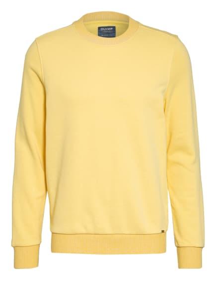 OLYMP Sweatshirt, Farbe: GELB (Bild 1)