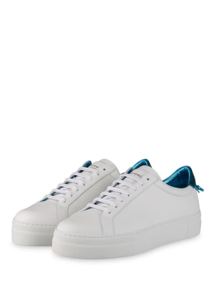 GIVENCHY Plateau-Sneaker, Farbe: WEISS (Bild 1)