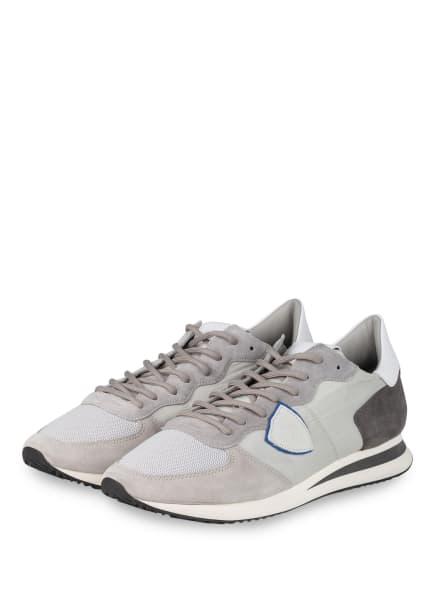 PHILIPPE MODEL Sneaker TRPX TROPEZ, Farbe: HELLGRAU/ GRAU (Bild 1)