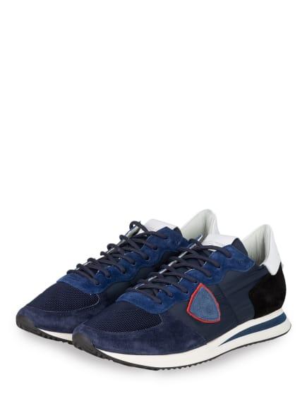 PHILIPPE MODEL Sneaker TRPX TROPEZ, Farbe: DUNKELBLAU (Bild 1)