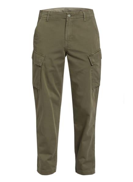 Levi's® Cargohose Tapered Fit, Farbe: OLIV (Bild 1)