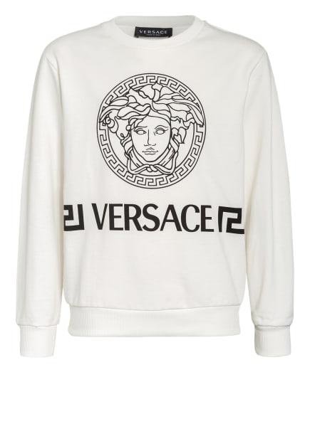VERSACE Sweatshirt, Farbe: WEISS/ SCHWARZ (Bild 1)