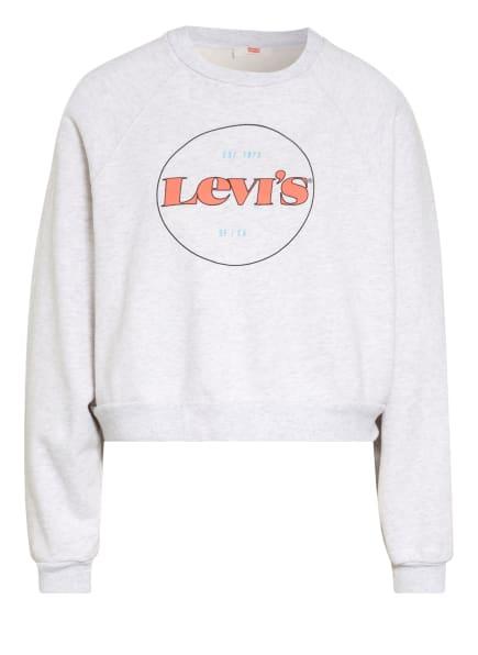 Levi's® Sweatshirt, Farbe: HELLGRAU (Bild 1)