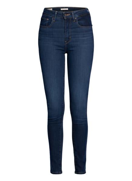 Levi's® Skinny-Jeans 721 Levi's® Sculpt, Farbe: 62 Dark Indigo - Flat Finish (Bild 1)