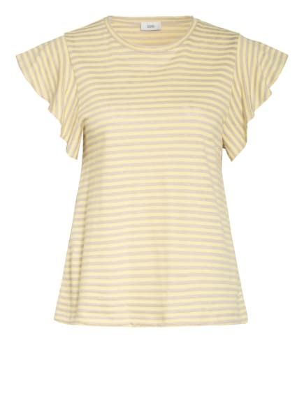 CLOSED T-Shirt, Farbe: BEIGE/ GELB (Bild 1)