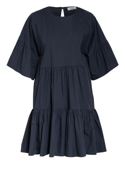 CLOSED Kleid TENNIE mit 3/4-Arm, Farbe: DUNKELBLAU (Bild 1)