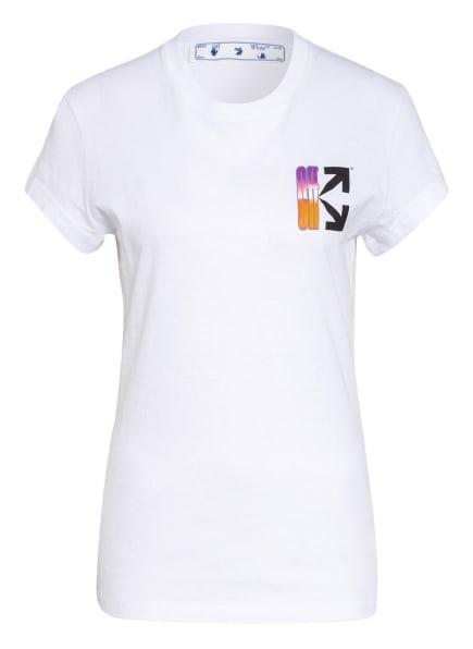 Off-White T-Shirt, Farbe: WEISS/ SCHWARZ (Bild 1)