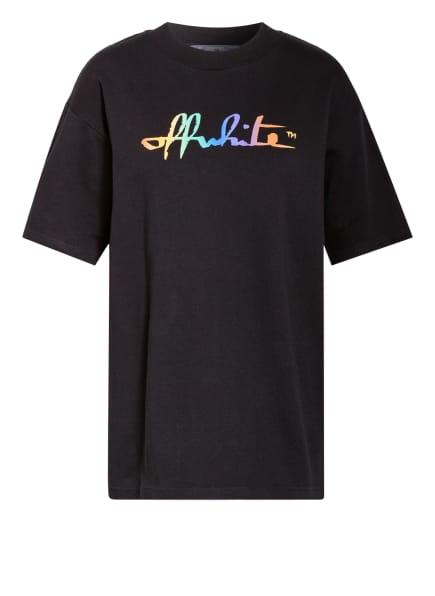 Off-White Oversized-Shirt, Farbe: SCHWARZ (Bild 1)