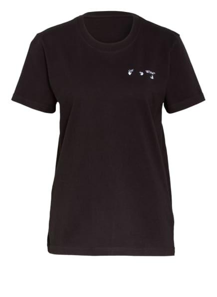 Off-White T-Shirt , Farbe: SCHWARZ/ WEISS (Bild 1)