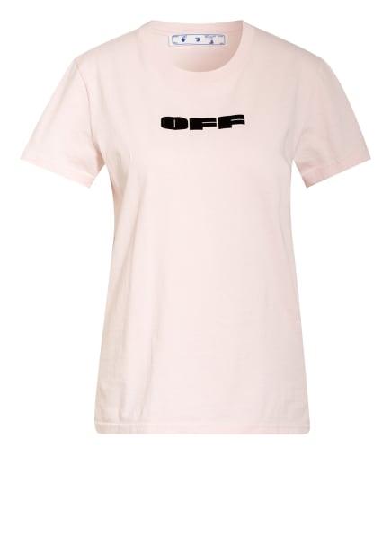 Off-White T-Shirt, Farbe: ROSA (Bild 1)