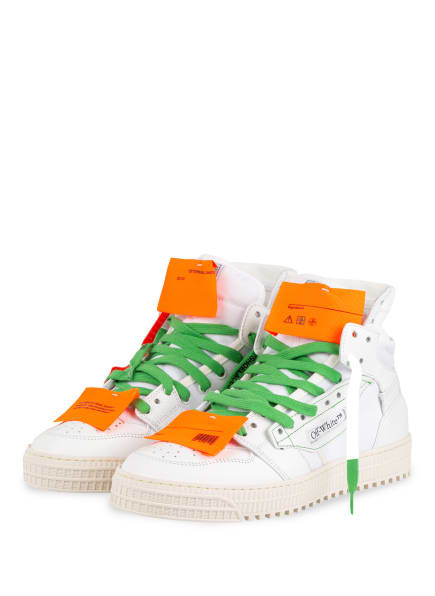 Off-White Hightop-Sneaker OFF COURT 3.0 , Farbe: WEISS (Bild 1)