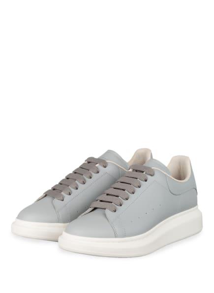 Alexander McQUEEN Plateau-Sneaker, Farbe: HELLGRAU (Bild 1)