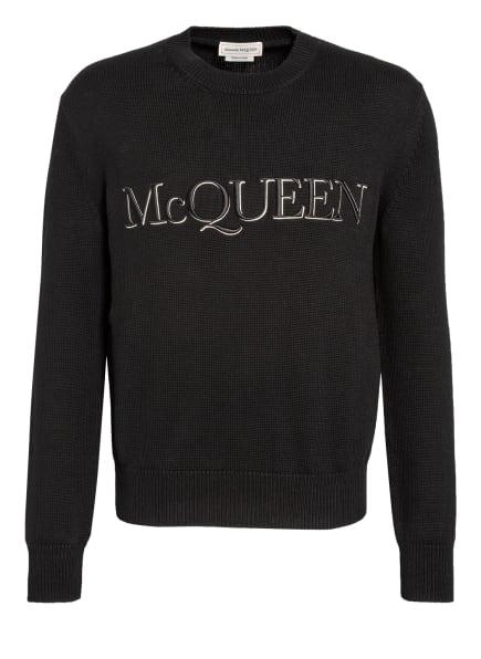 Alexander McQUEEN Pullover, Farbe: SCHWARZ (Bild 1)