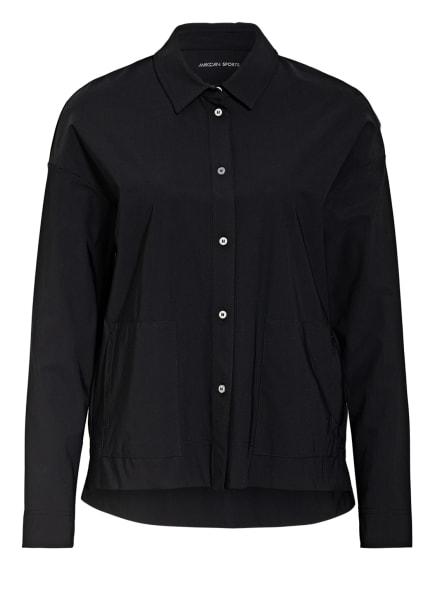 MARC CAIN Hemdbluse, Farbe: 900 BLACK (Bild 1)