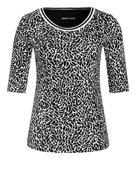 MARC CAIN Shirt, Farbe: 190 white and black (Bild 1)
