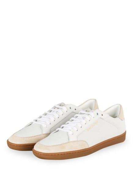 SAINT LAURENT Sneaker COURT CLASSIC SL/10, Farbe: WEISS (Bild 1)