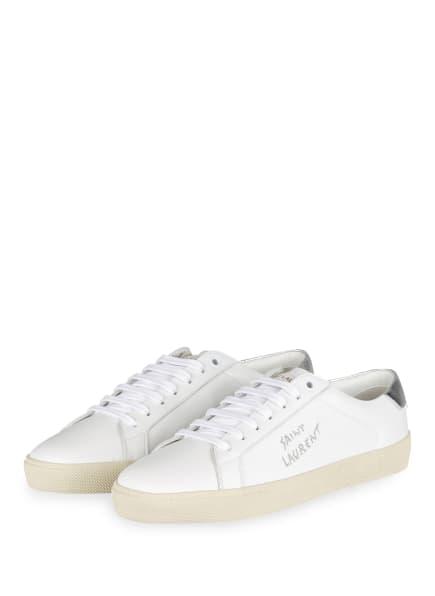 SAINT LAURENT Sneaker, Farbe: WEISS (Bild 1)