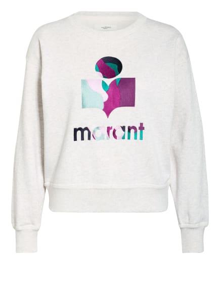 ISABEL MARANT ÉTOILE Sweatshirt MOBYLI , Farbe: CREME (Bild 1)