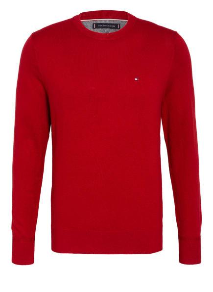 TOMMY HILFIGER Pullover, Farbe: ROT (Bild 1)