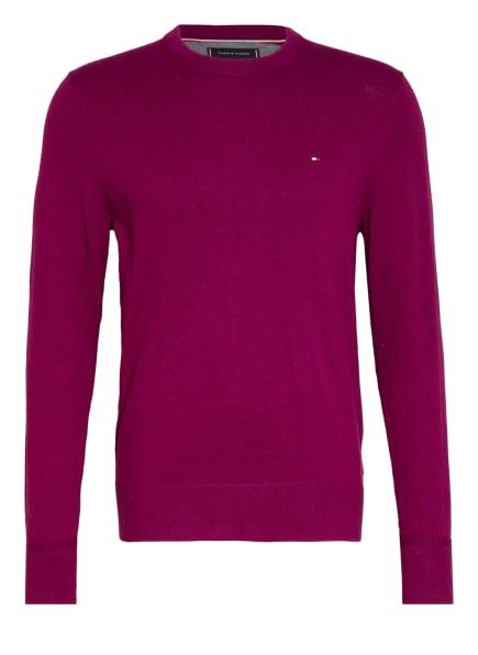 TOMMY HILFIGER Pullover, Farbe: FUCHSIA (Bild 1)